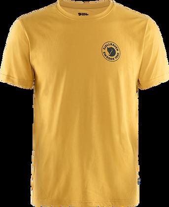 Fjällräven Logo T Shirt Herren