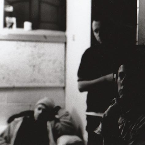Recording 'Happy Traum'_Daryll-Ann 1998.