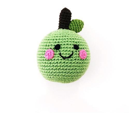 Friendly Green Apple
