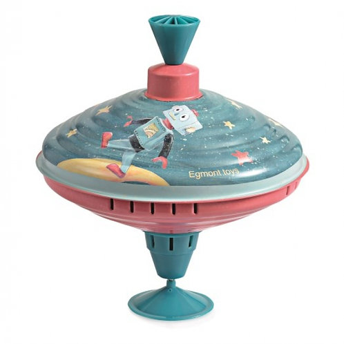 Astro Robot Spinning Top