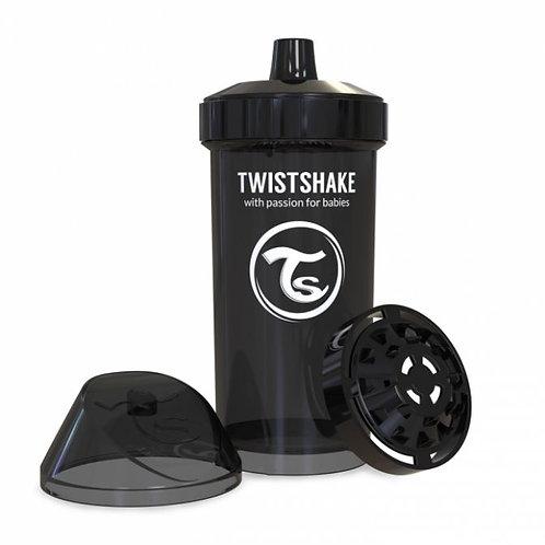TWISTSHAKE KID CUP 360ML Black
