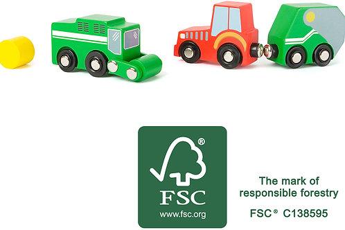 Farm Vehicle Set