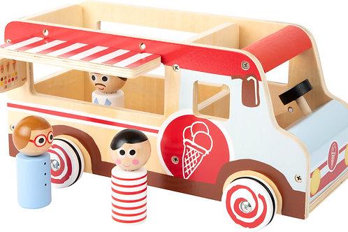 Toy Ice Cream Van