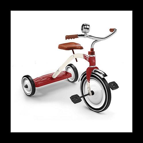 Baghera Red Vintage Tricycle