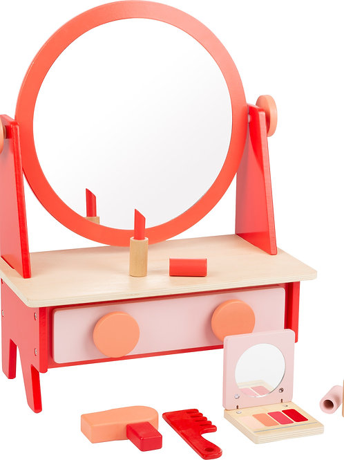 Retro Make-Up Table with Mirror