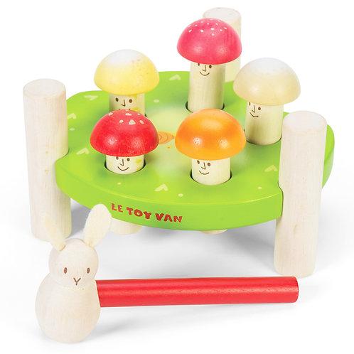 "Hammer Game ""Mr Mushroom"""