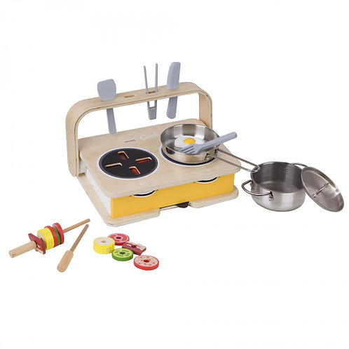 Classic World 2 In 1 Tabletop Kitchen