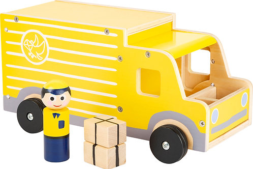 Toy Parcel Lorry
