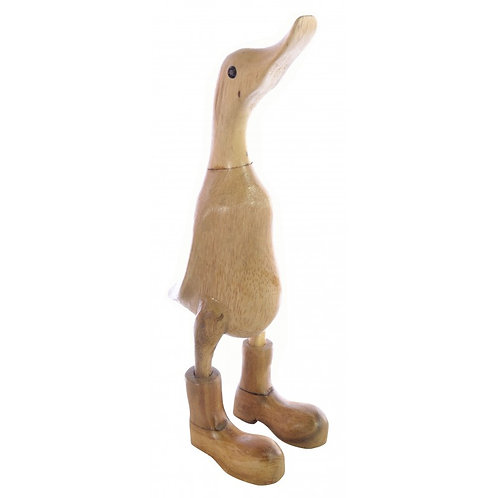 Duck With Boots