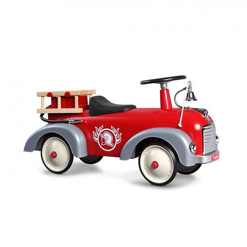 Baghera Babytoy Fireman Ride On