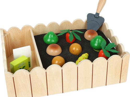 Vegetable Garden Play Set