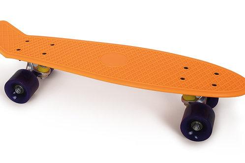 Skateboard Neon Orange