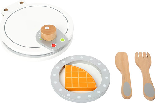 Waffle Iron for Play Kitchens