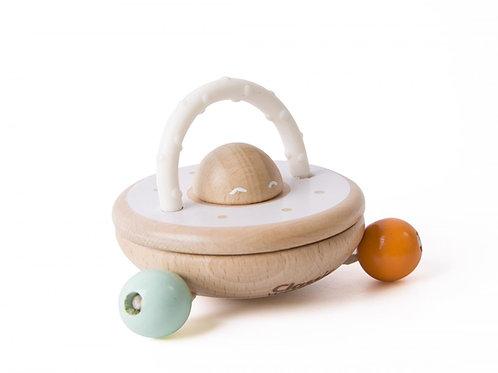 Classic World UFO Baby Rattle