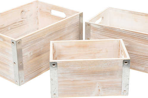 Industrial Style Boxes