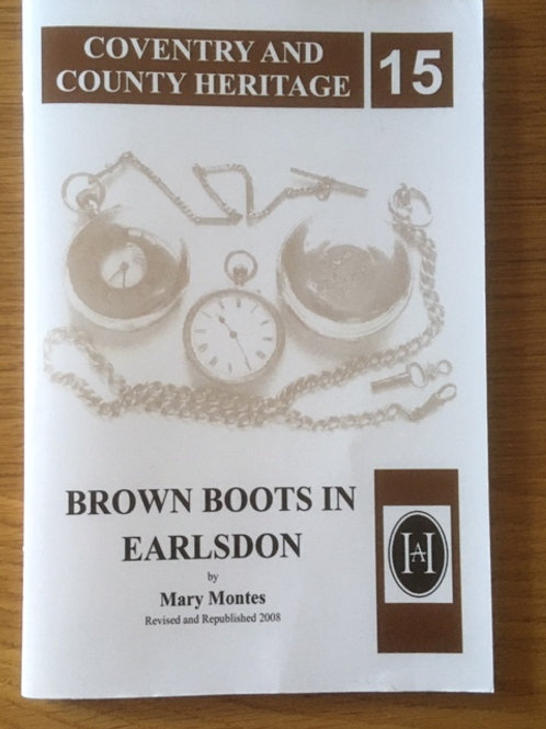 Brown Boots in Earlsdon