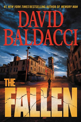 The Fallen ( Memory Man #4 ) - by David Baldacci