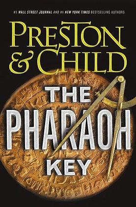 The Pharaoh Key - by Douglas Preston, Lincoln Child