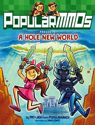 PopularMMOs Presents A Hole New World - by
