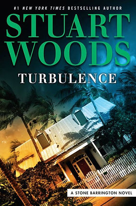 Turbulence ( Stone Barrington Novel #46 ) - by Stuart Woods