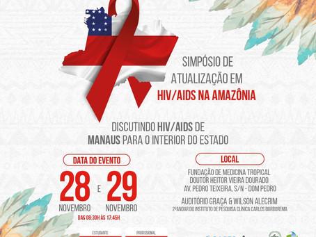 Simpósio de Atualização em HIV/Aids na Amazônia