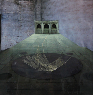 Altar, Collage