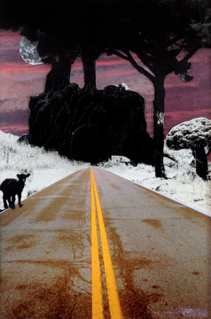 Road to Paradise, Collage