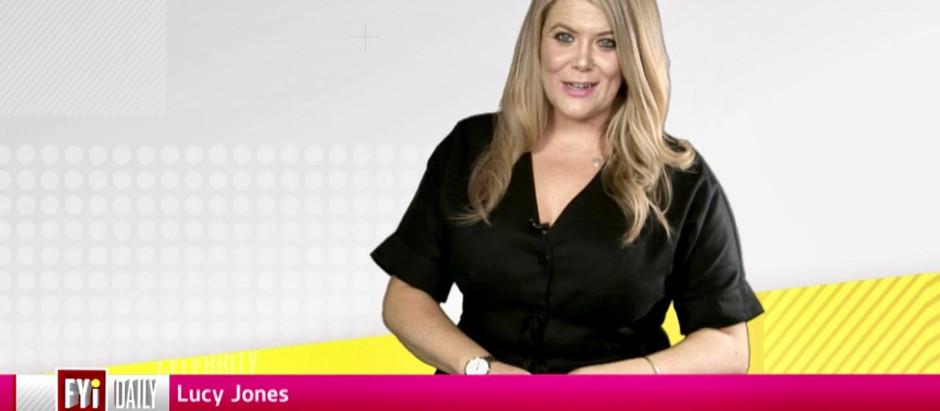 Showbiz Bulletin on ITV2