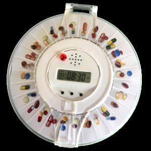 dispensador eletrônico de medicamentos