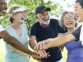 Saúde e bem-estar: a vida continua depois dos 60 anos