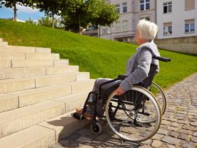 Acessibilidade do idoso: uma preocupação constante