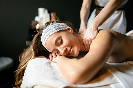 Relaxation massage treatments in Cork