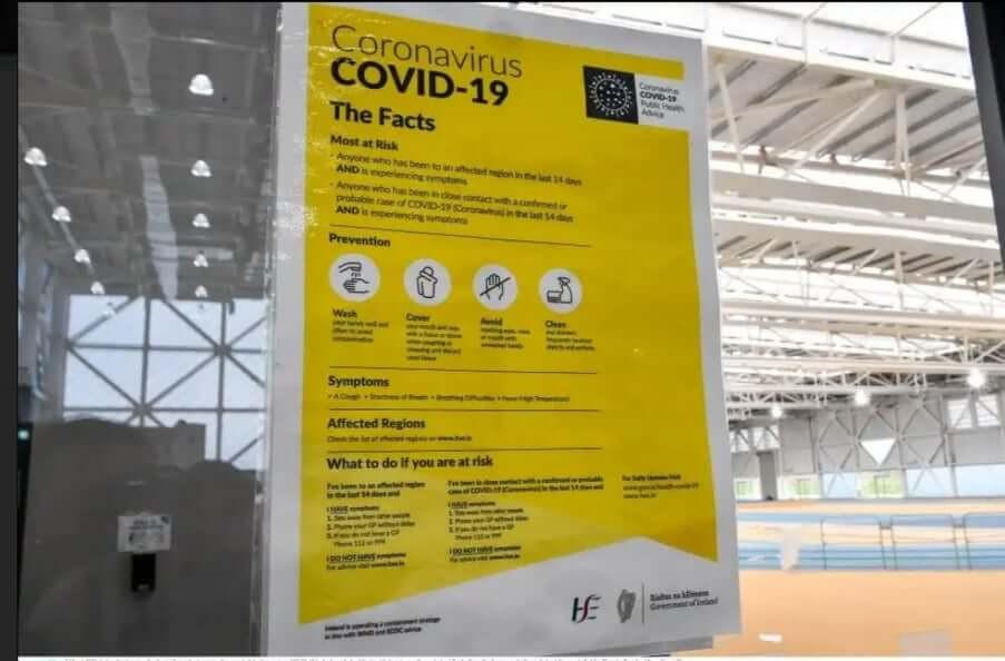 COVID-19, Workplace Massage Therapy, chair massage, health, photo, Ireland, coronavirus, wellness, corporate massage therapy