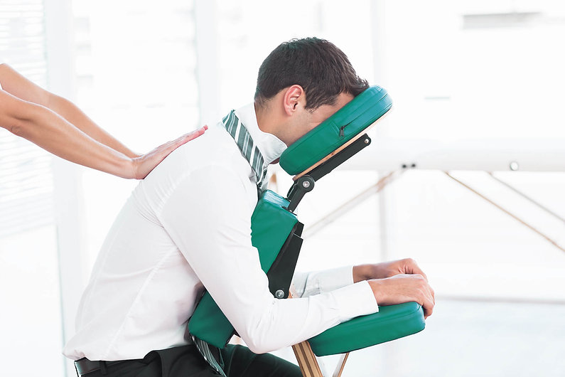 Workatreat Workplace Massage Therapy in Ireland