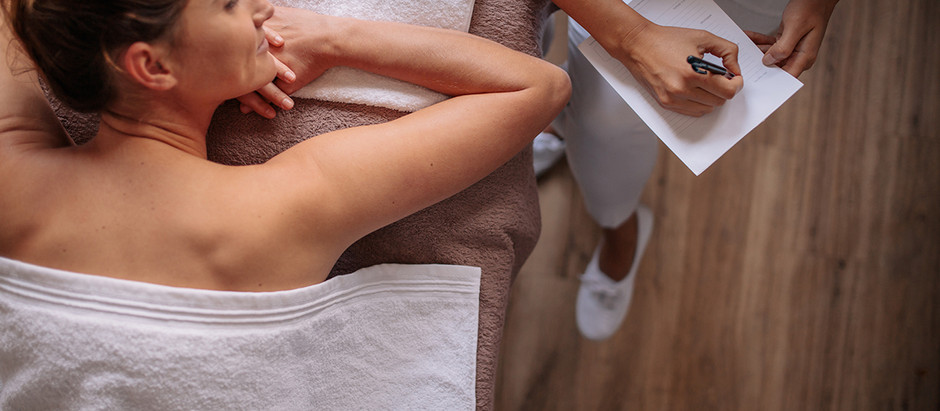 A relaxing massage without leaving home... What is a mobile massage, and what are its benefits?