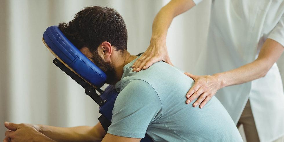 Workplace Massage Therapy Ireland