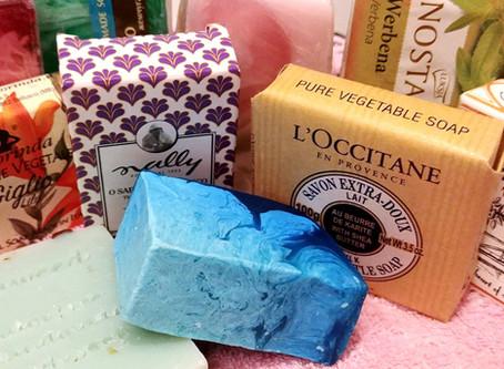 Eco-Friendly Choices #1: Liquid soap