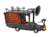 The Mayor's Car