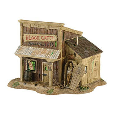 Blood Creek Jail House