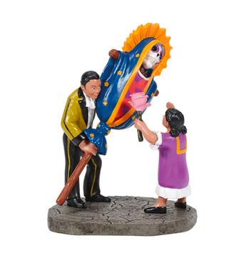 Celebrating Lady of Guadalupe