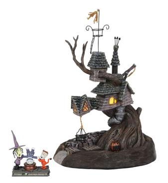 Lock, Shock & Barrel Treehouse