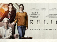 """""""Relic"""" is Beautiful, Sad, & Sinister"""