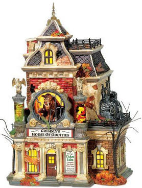 Grimsly's House of Oddities