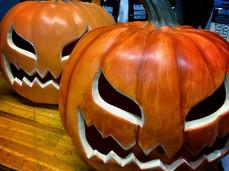 How to Make Plastic Pumpkins Come to Life