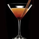 Pumpkin Hollow Martini