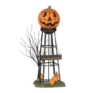 Halloween Water Tower
