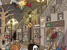Can You Spot All 40 Horror Movies?