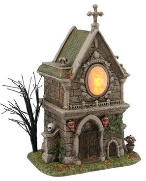 Walter & Larry's Crypt