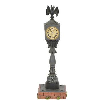 Halloween Town Clock
