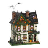 Spooky Farmhouse
